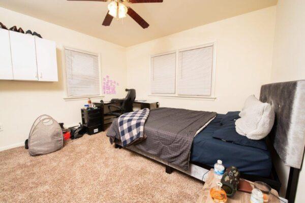 39 Chambers Street Bedroom
