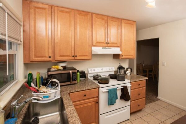 39 Chambers Street Kitchen