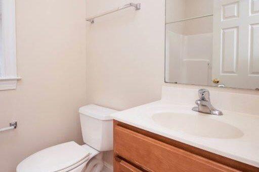 Amstel Square Apartment Bathroom