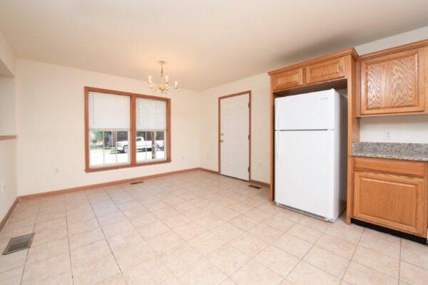 Single Family Home on Courtney St Kitchen